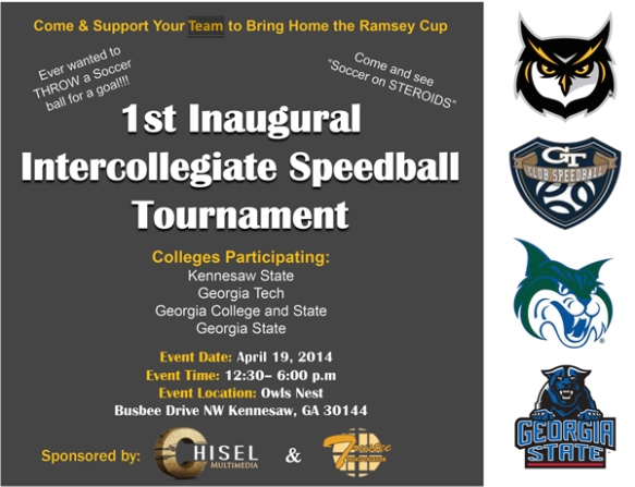 ISL Tournament Flyer